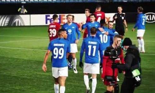 Мольде – Рапид Вена – 1:0. Видео гола и обзор матча