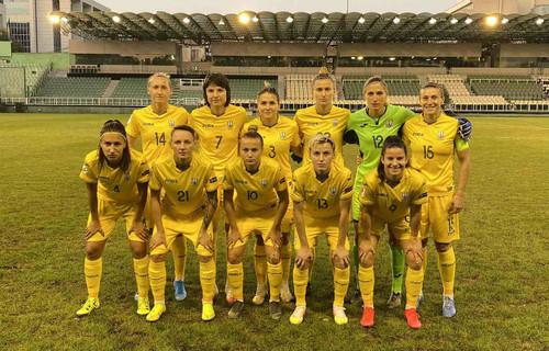 Стало известно, где женская сборная завершит групповой этап отбора на Евро