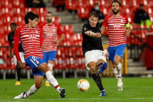 Гранада – ПАОК – 0:0. Видеообзор матча