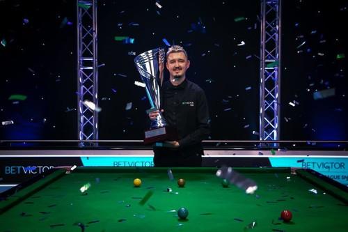 Уилсон выиграл снукерную Лигу чемпионов