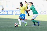 Тете довызван в олимпийскую сборную Бразилии