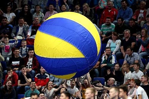В Україні пройдуть ігри фінального турніру чоловічого Євро-2023 з волейболу