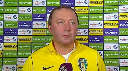 Владимир ШАРАН: «Много пенальти пробивают в наши ворота»
