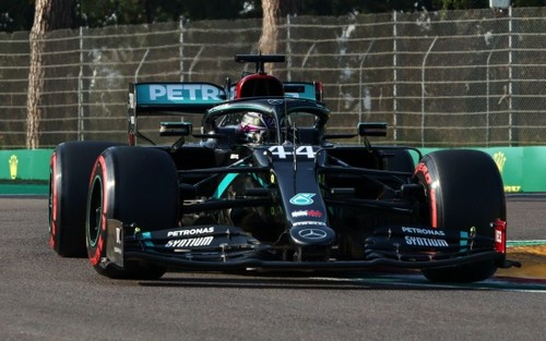 Мерседес в 7 раз подряд выиграл Кубок конструкторов Ф-1