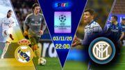 Реал – Интер – 3:2. Текстовая трансляция матча