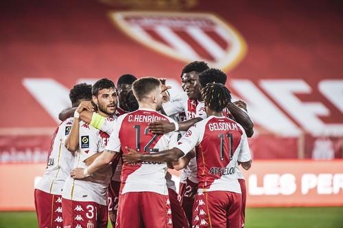 Ліга 1. Перемоги Монако, Ніцци і Монпельє