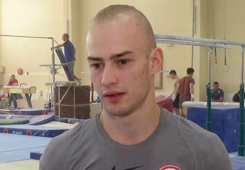 ВИДЕО. Шокировал судей! Украинский гимнаст придумал новые сложные элементы