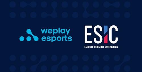 Медиахолдинг WePlay Esports вступил в Esports Integrity Commission