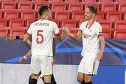 Где смотреть онлайн матч Лиги чемпионов Севилья – Краснодар
