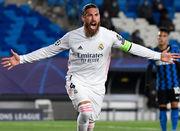 ВИДЕО. Как Серхио Рамос забил 100-й гол в карьере за Реал