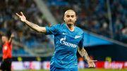 Источник: Ракицкий начал нарушать спортивный режим в Зените