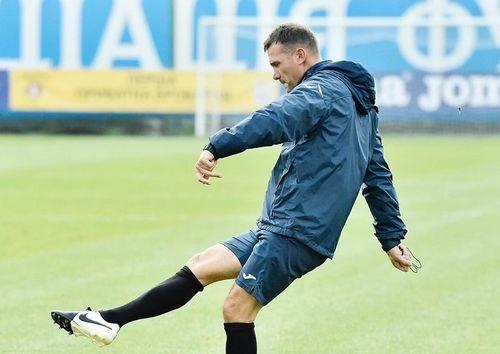 Андрей ШЕВЧЕНКО: «У Милана есть все для завоевания чемпионства»