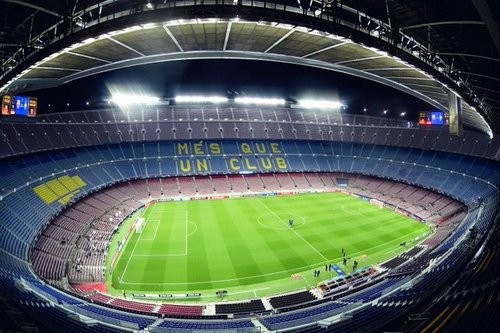 Барселона – Динамо – 2:1. Текстовая трансляция матча