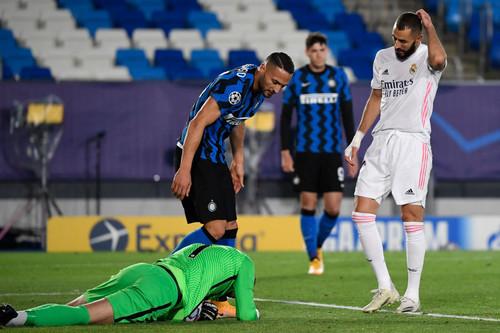 Реал – Интер – 3:2. Битва грандов. Видео голов и обзор матча