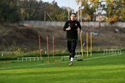 Махарадзе и Громов возобновили тренировки с Зарей