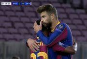 ВІДЕО. Крутий Піке. Захисник Барселони подвоїв перевагу над Динамо