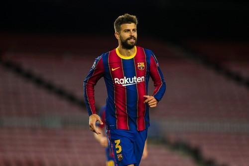 Жерар ПИКЕ: «Эта победа очень важна для Барселоны»