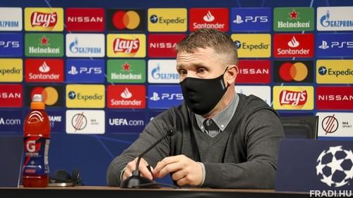 РЕБРОВ: «После матча с Ювентусом было чувство, как будто проиграли финал»
