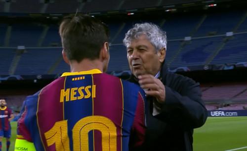 «Месси, пожалуйста!» Луческу обратился к лидеру Барсы с необычной просьбой