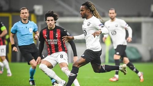 Лига Европы. Лилль сенсационно разгромил Милан на Сан-Сиро