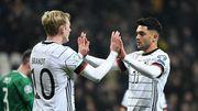 Германия вызвала 29 игроков на матч с Украиной