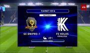 Дніпро-1 – Колос – 0:2. Відео голів Селезньова і Смирного, огляд матчу