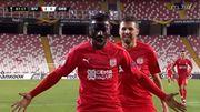 Сивасспор – Карабах – 2:0. Кайоде снова забивает. Видео голов и обзор матча