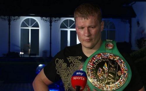 Промоутер: «Темные силы были не заинтересованы в чемпионстве Поветкина»
