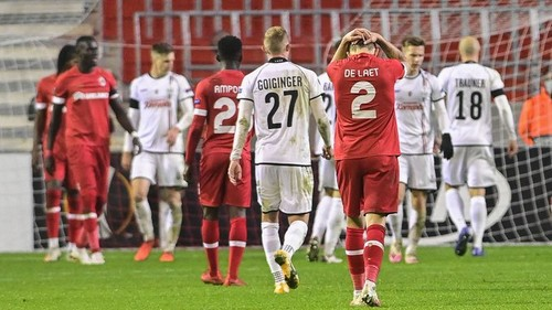 Антверпен – ЛАСК – 0:1. Видео гола и обзор матча