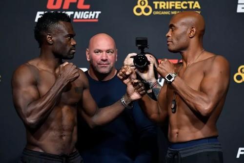 UFC: Юрайя Холл – Андерсон Силва. Смотреть онлайн. LIVE трансляция
