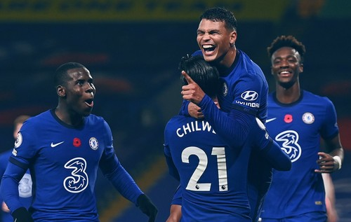Челси победил Шеффилд Юнайтед и вошел в топ-3 Премьер-лиги