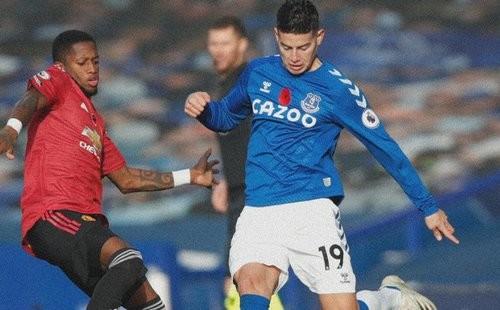 Эвертон – Манчестер Юнайтед – 1:3. Видео голов и обзор матча