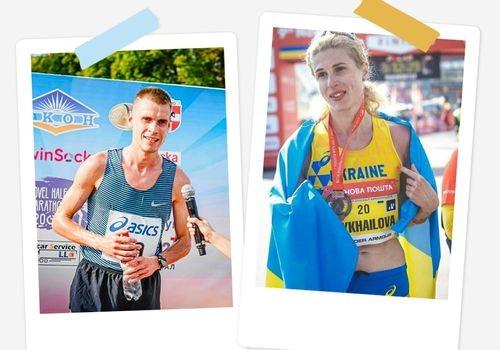 Михайлова и Городиский признаны лучшими легкоатлетами октября в Украине
