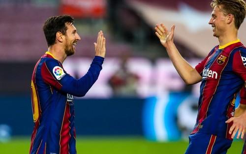 Барселона - Бетис - 5:2. Видео голов и обзор матча