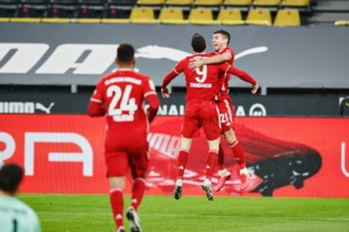 Боруссия Дортмунд - Бавария - 2:3. Видео голов и обзор матча