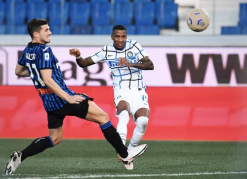 Аталанта сумела отыграться в матче с Интером