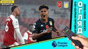 Арсенал – Астон Вілла – 0:3. Відео голів та огляд матчу