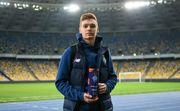 Цыганков – лучший игрок Динамо в октябре