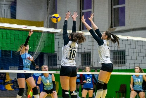 Начались игры второго этапа Кубка Украины среди женщин