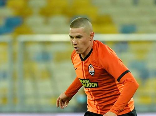Шевченко вызвал в сборную Украины 32 игрока. В списке один дебютант
