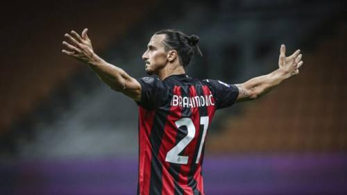 Ибрагимович не забил пенальти Вероне, но в конце спас ничью для Милана