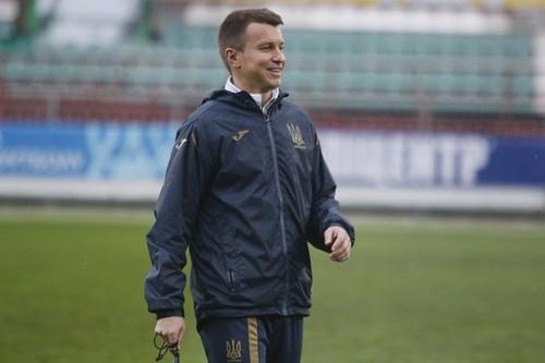 Ротань вызвал в сборную Украины U-21 Нещерета, Судакова и еще 21 игрока