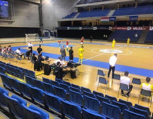 Непростой спарринг в Дебрецене. Сборная Украины вырвала победу у Венгрии