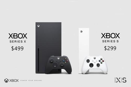 В Украине стартовали продажи Xbox Series X и Series S