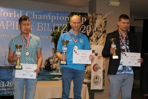 Завершена гегемония России! Украинец Аникеев стал чемпионом мира по шашкам