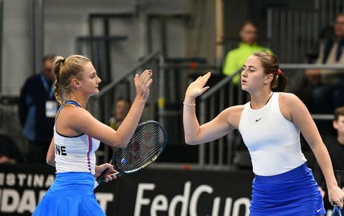 Ястремская и Костюк снялись с парного турнира WTA в Линце