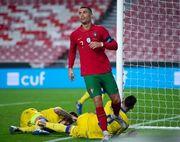 ФОТО. Роналду установил рекорд в сборной Португалии