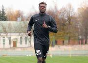 На просмотре в Вересе находится игрок из Кот-д'Ивуара