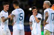 Аргентина - Парагвай. Прогноз на кваліфікаційний матч до чемпіонату світу