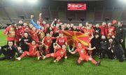 Определился последний соперник сборной Украины в группе на Евро